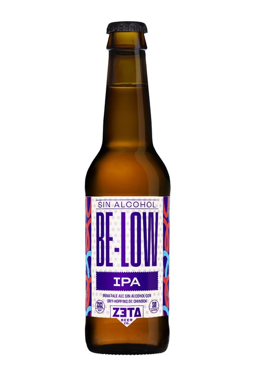 BELOW - IPA SIN ALCOHOL