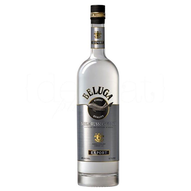 Beluga Noble 70cl. Vodka Beluga. 6un., 1 ud