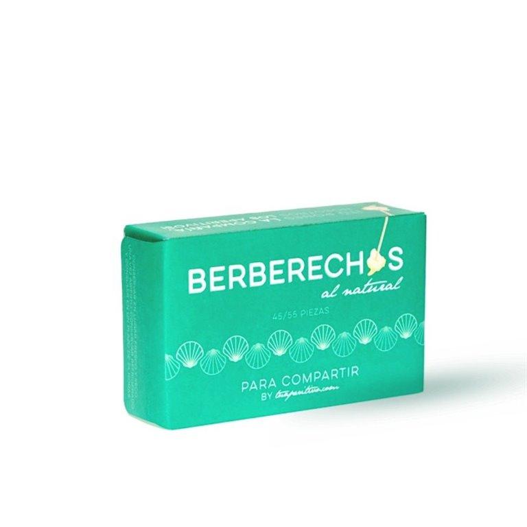 Berberechos 45/55 Piezas Para Compartir by Tuaperitivo.com