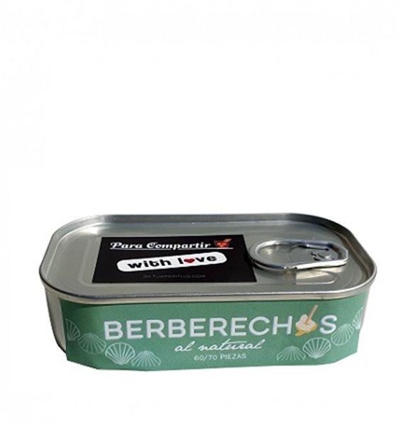 Berberechos 60/70 piezas Para Compartir by Tuaperitivo