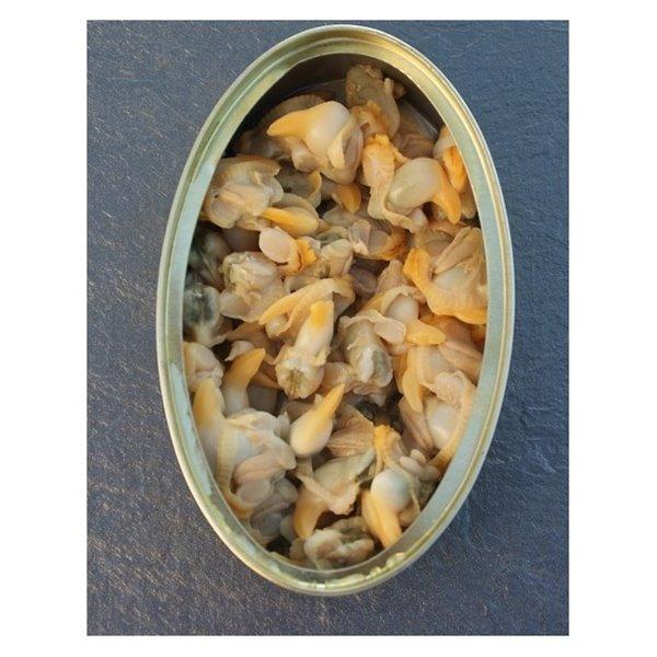 Berberechos de las Rías 40/50 Piezas Espinaler