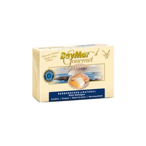 Berberechos Grandes de las Rías Gallegas 25/35 Baymar Gourmet