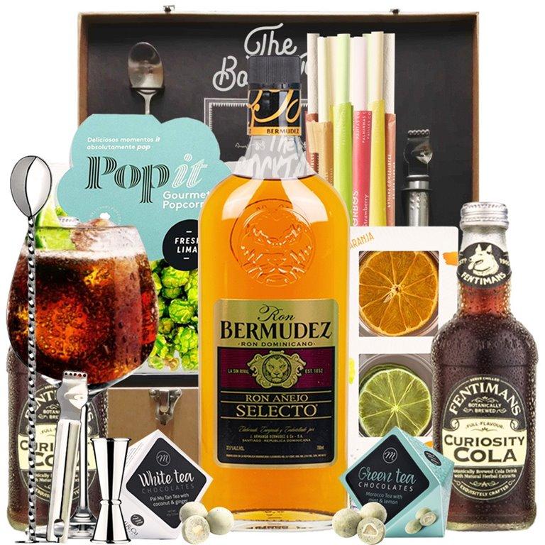 Bermudez Añejo Selecto Gift Pack