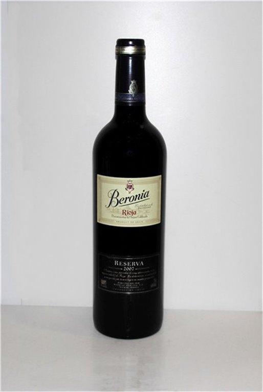 BERONIA - Tinto - Reserva 2013, 0,75 l