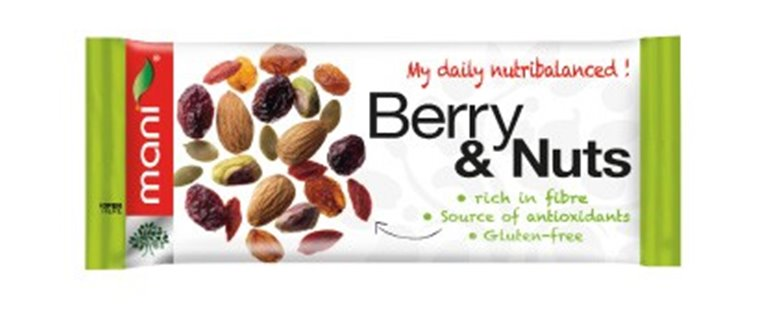 Berry Nuts, 50 gr