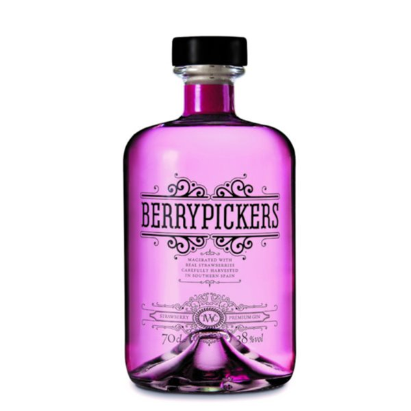 BERRY PICKERS STRAWBERRY 0,70 L.
