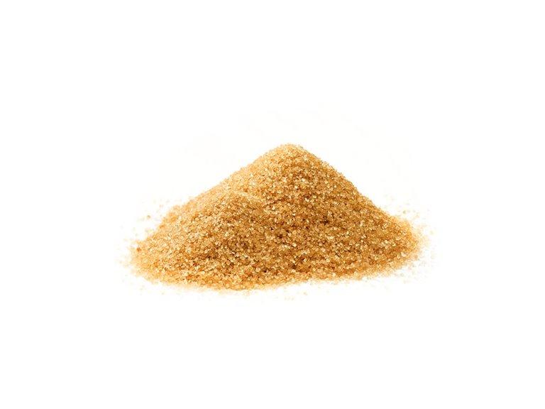BIO Azúcar de caña rubio a granel