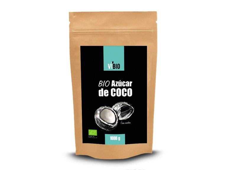 BIO Azúcar de coco 1000g, 1 ud