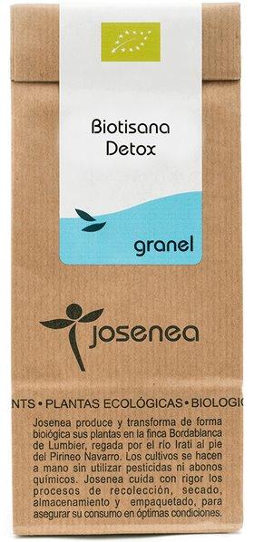 BIO BioTisana DETOX a granel 50G