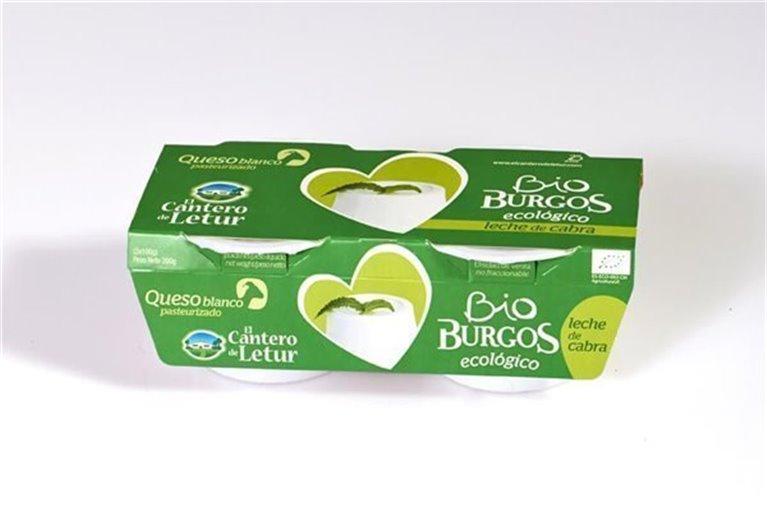 Bio Burgos de cabra, 200 gr