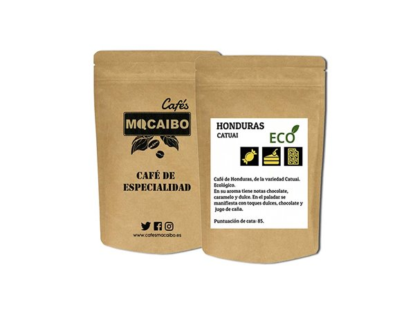 BIO Café Honduras Catuai Ecológico 500g