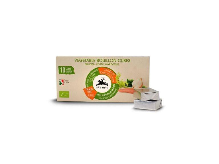 BIO Caldo vegetal 100g (10 cubitos)