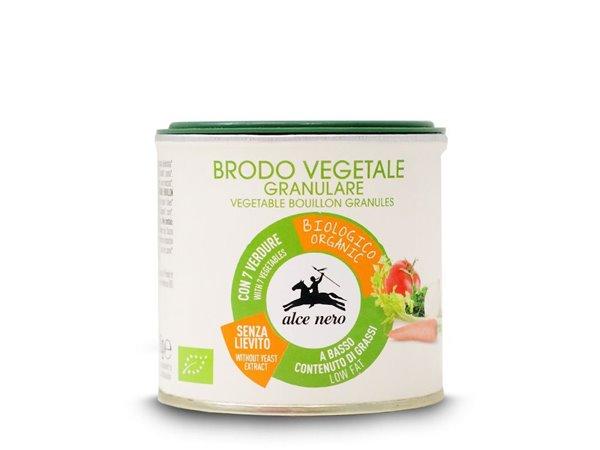 BIO Caldo vegetal granulado 120g