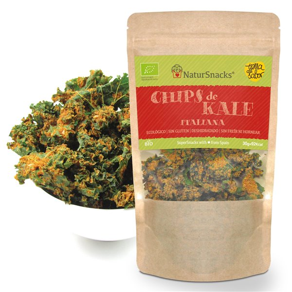 BIO Chips de Kale - Italiana