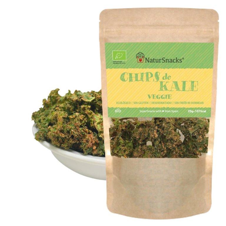BIO Chips de Kale - Veggie