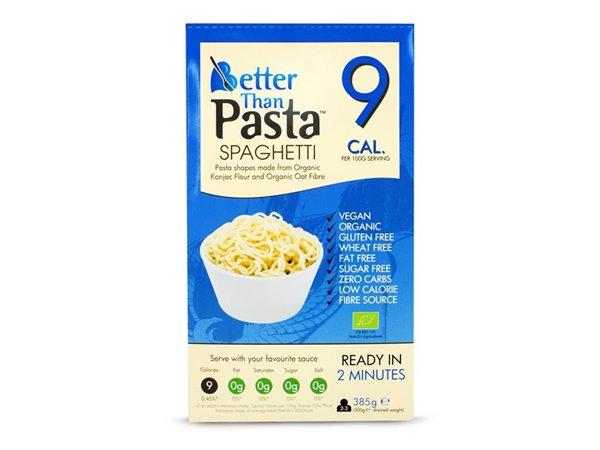 BIO Espaguetis Konjac 385g
