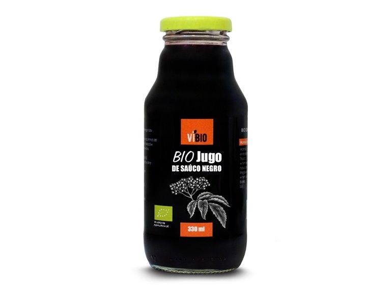 BIO Jugo de saúco negro 330ml, 1 ud