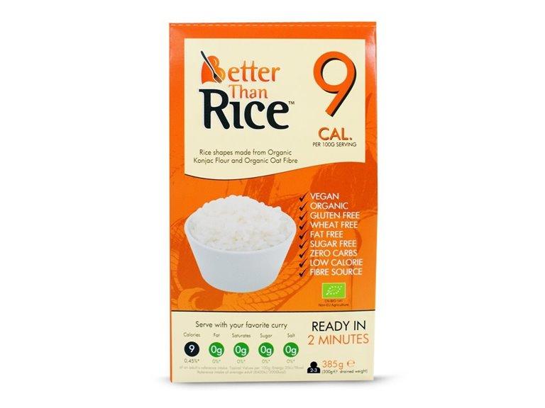 BIO Konjac (en forma de arroz) 385g