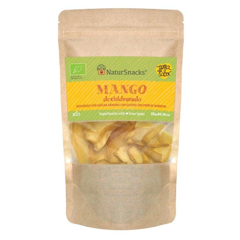 BIO Mango deshidratada natural