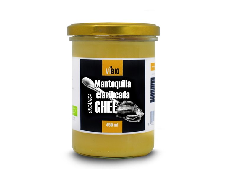 BIO Mantequilla clarificada GHEE 450ml