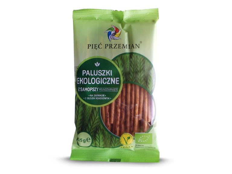 BIO Palitos de escaña INTEGRALES 45g