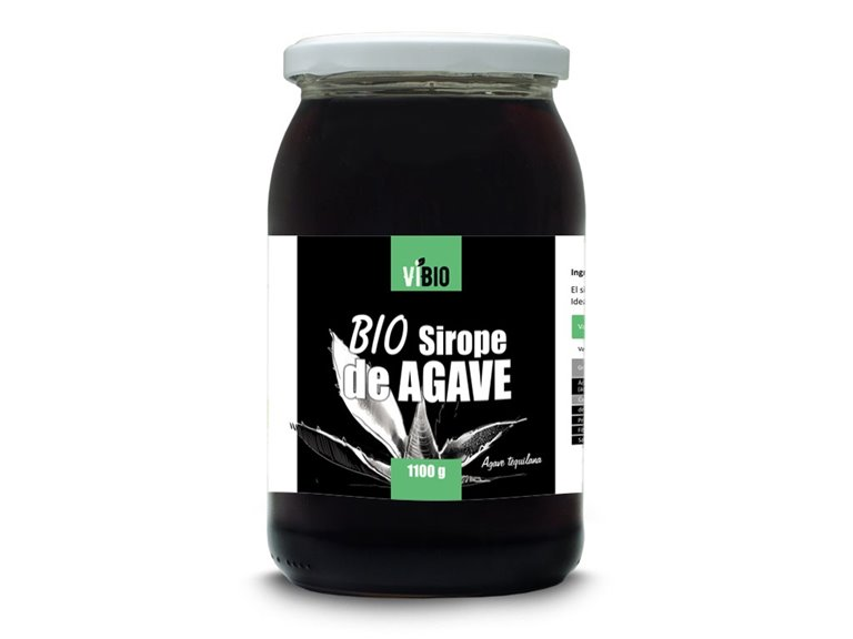 BIO Sirope de agave 1100G, 1 ud