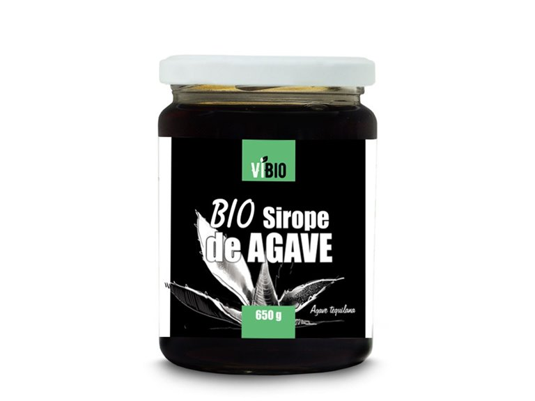 BIO Sirope de agave 650G, 1 ud