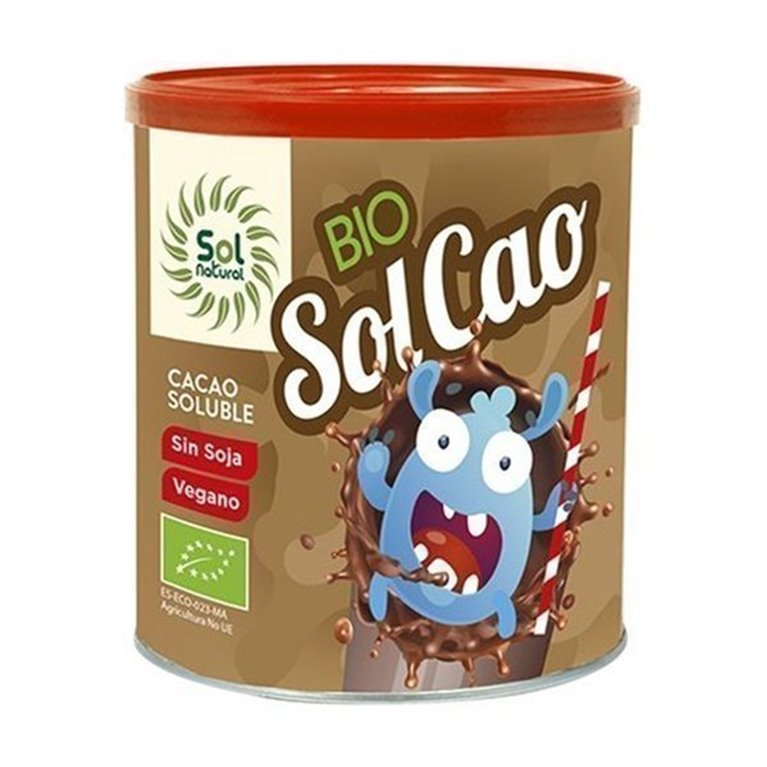 Bio Sol cao Cacao Soluble Solnatural 400g