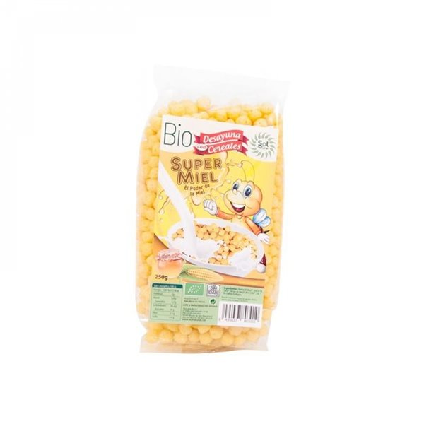 Bio super miel maíz con miel