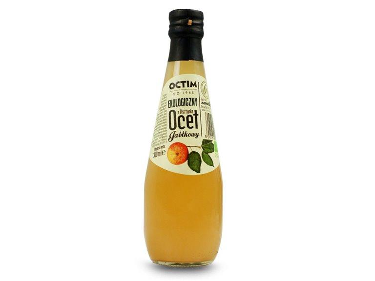 "BIO Vinagre de manzana (con ""madre"", sin filtrar) 300 ml"