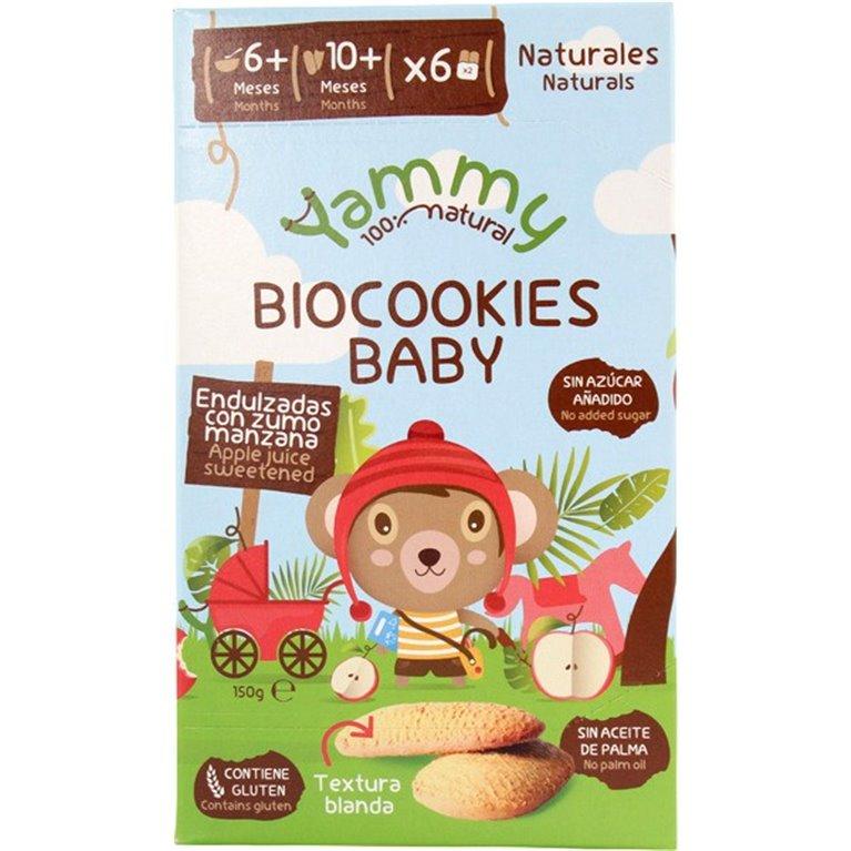 BIOCOOKIES BABY, 1 ud