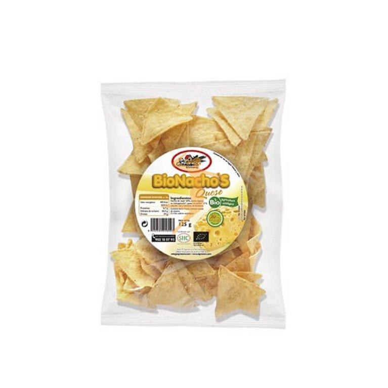 Bionachos de queso, 130 gr