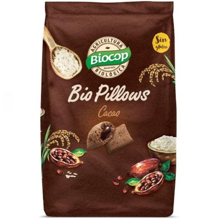 Biopillows Cacao Sin Gluten Bio 300g