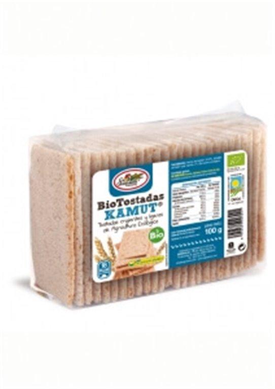 Biotostas de kamut, 100 gr