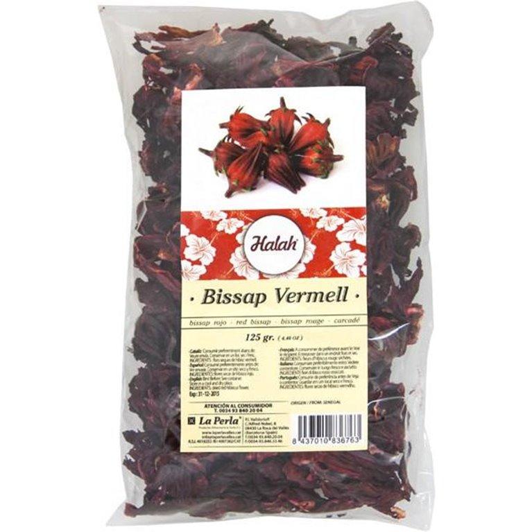 Bissap Rojo (Flor de Hibisco) 125g, 1 ud