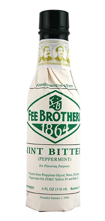 Bitter Fee Brothers Mint 0.12L