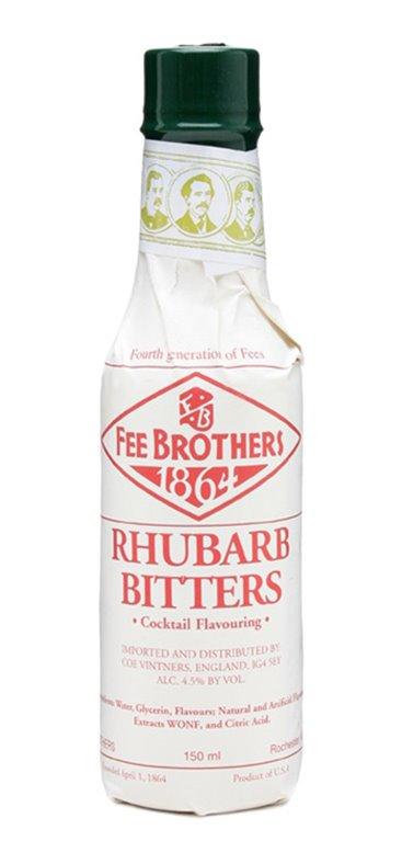 Bitter Fee Brothers Rhubarb 0.15 L