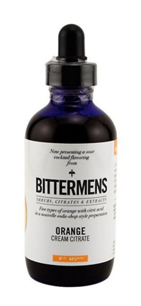 Bittermens Orange Cream Citrate