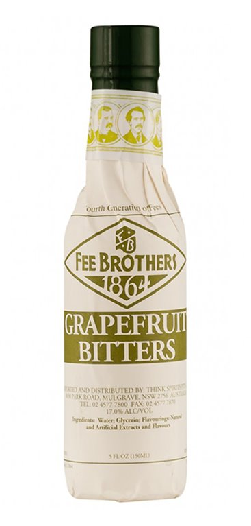 Bitters Fee Brothers Grapefruit 0.15L