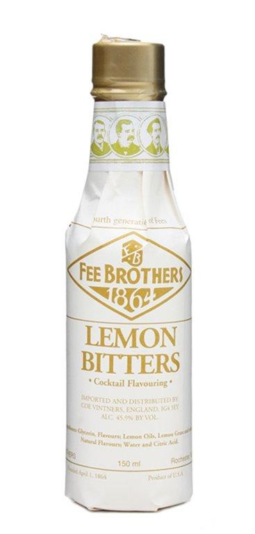Bitters Fee Brothers Lemon 0.15L