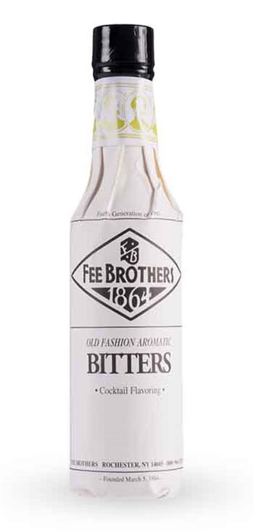 Bitters Fee Brothers Old Fashioned