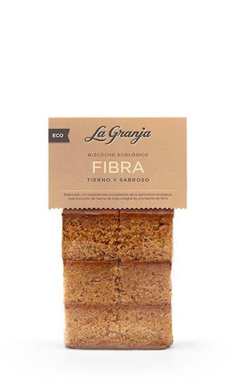 Bizcocho con fibra de espelta - La granja