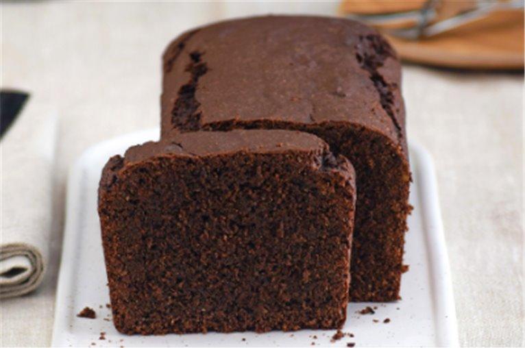Bizcocho natural de chocolate (500gr aprox.)