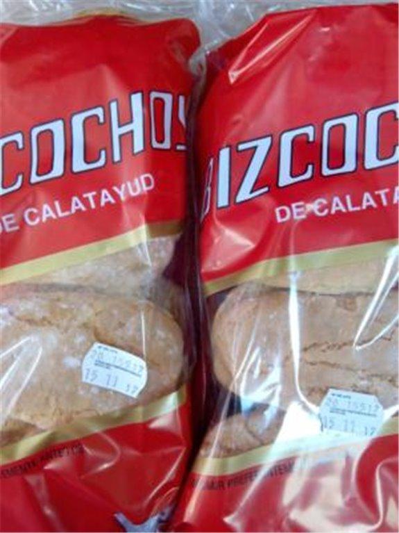 Bizcochos de Calatayud, 1 ud