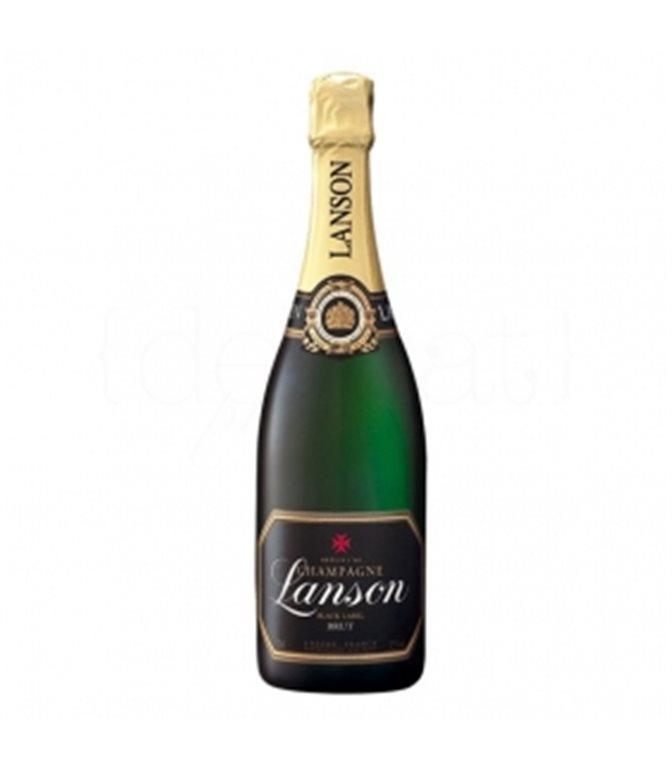 Black Label Brut 1,5l. Champagne Lanson. 3un.