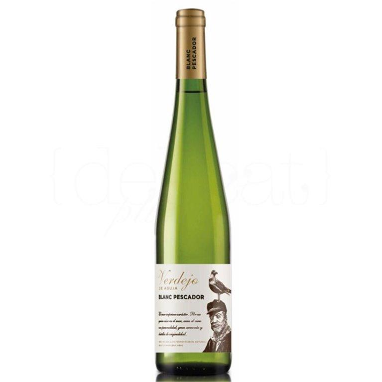 Blanc Pescador Verdejo 75cl. Blanc Pescador. 6un., 1 ud