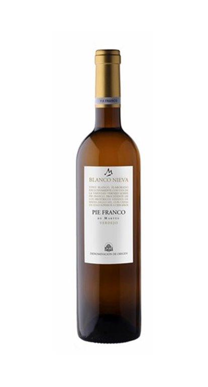 BLANCO NIEVA PIE FRANCO - Verdejo 2016, 0,75 l