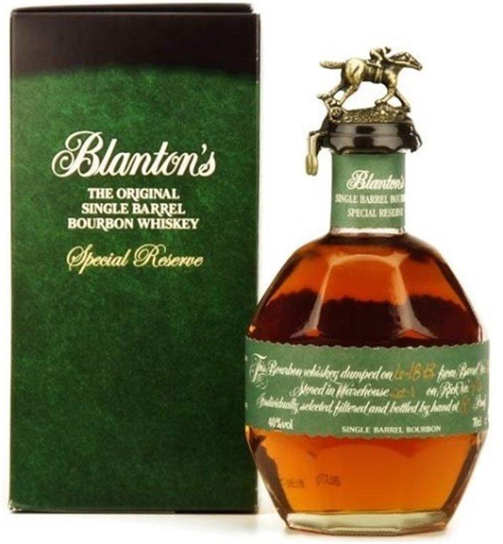 Blanton's Especial Reserve, 1 ud