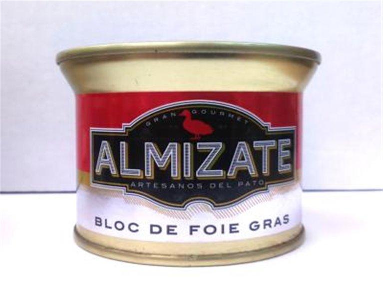 Bloc de Foie Gras Almizate, 1 ud