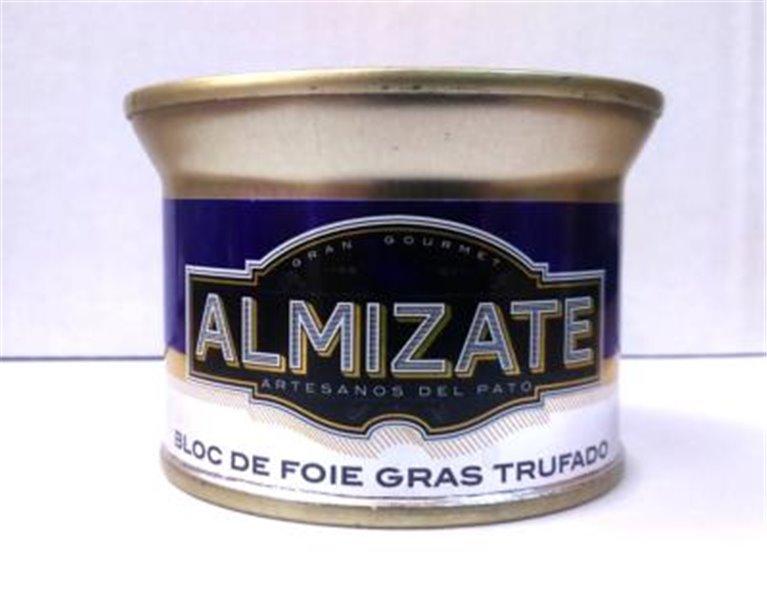 Bloc de Foie Gras Trufado Almizate, 1 ud